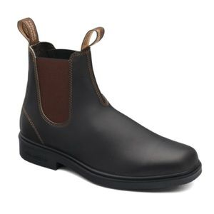 Blundstone / Dress Stout Brown Chelsea Boot / US11